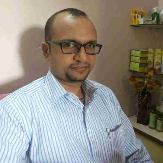 Dr. Dinesh Patel's profile on Curofy