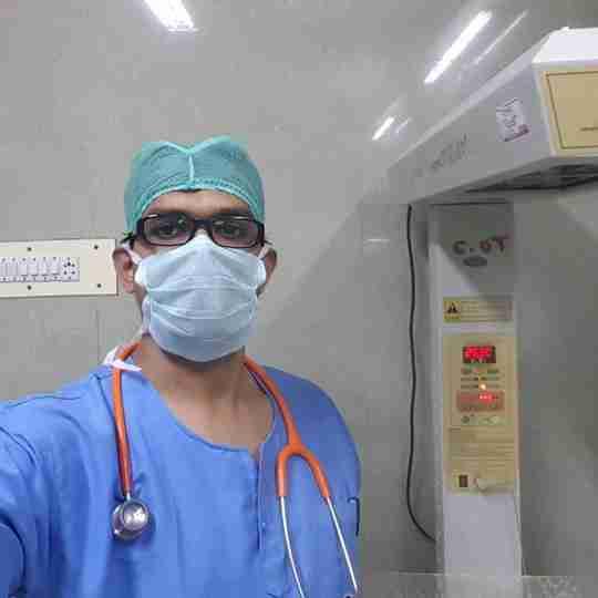Dr. Kashi Vishwanathan's profile on Curofy