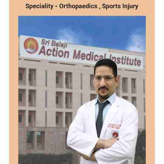 Dr. Govind Vallabh Joshi's profile on Curofy