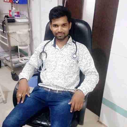 Dr. Prince Solanki's profile on Curofy