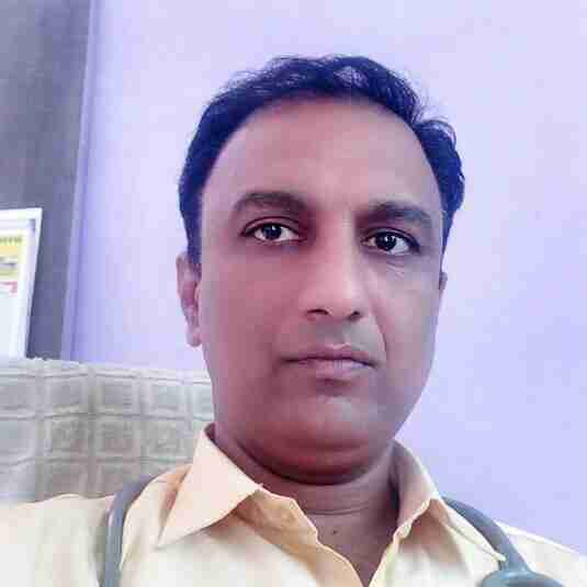 Dr. Sachin Pagar's profile on Curofy