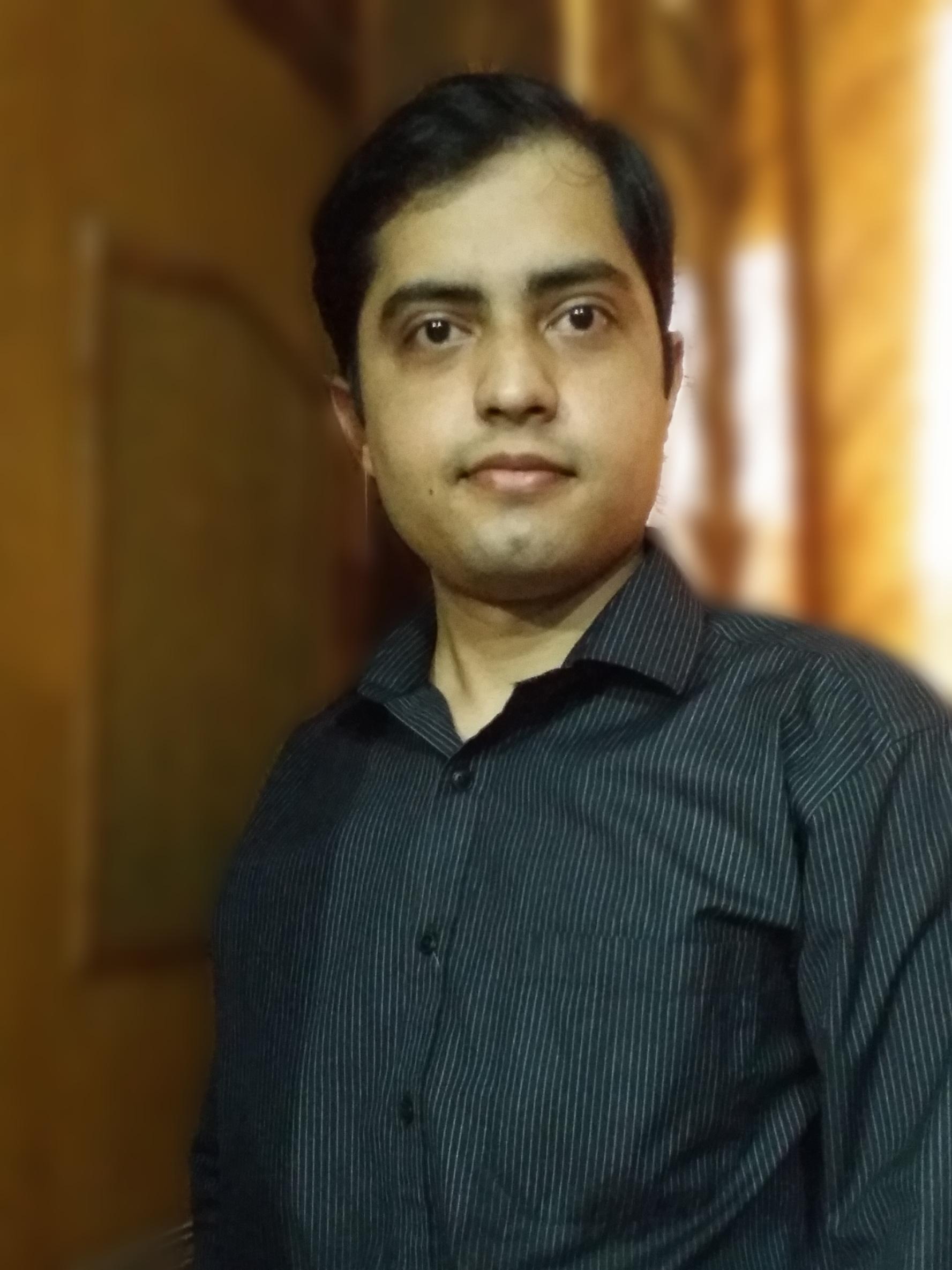 Dr. Anubhav Jha