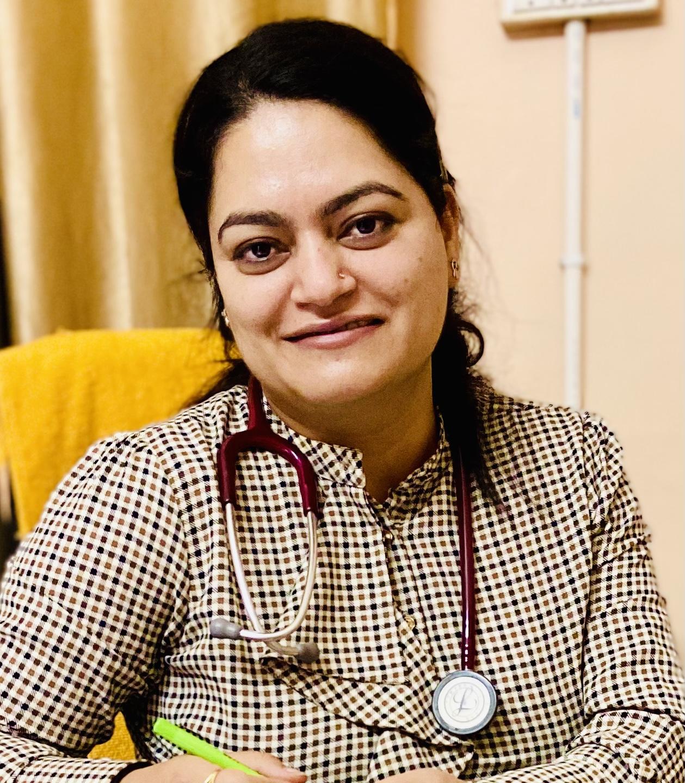 Dr. Ritisha Bhatt