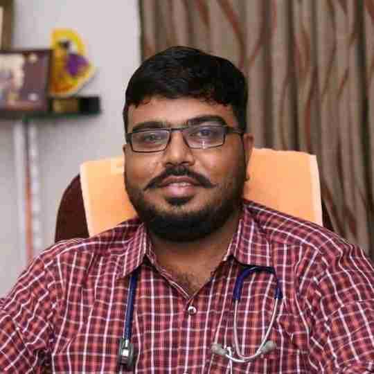Dr. Naresh Pavasiya's profile on Curofy
