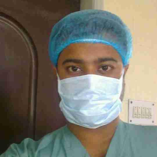 Dr. Ashish Roy's profile on Curofy