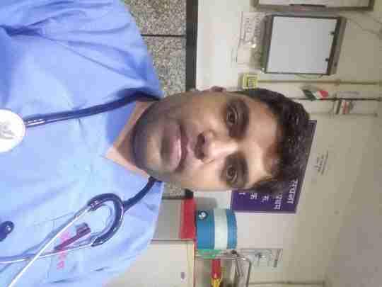 Dr. Chhatrapal Singh Hada's profile on Curofy