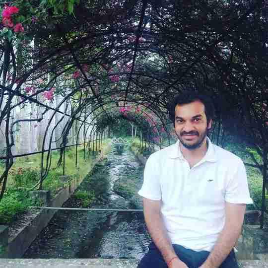Dr. Sravan Chitla's profile on Curofy