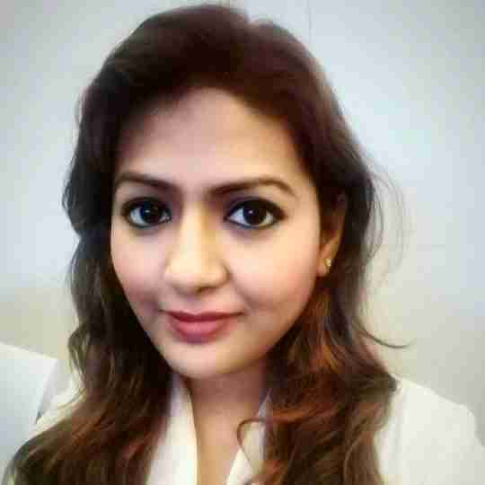 Dr. Ishani Ghorai's profile on Curofy