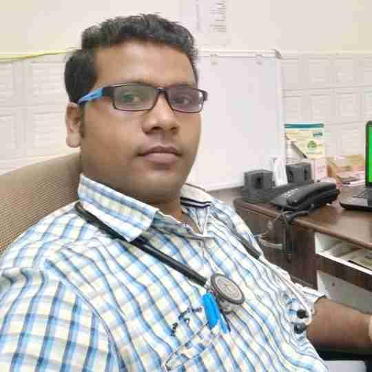 Dr. Vivek Patel's profile on Curofy
