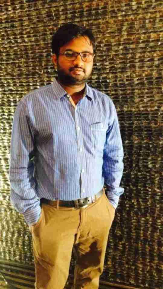 Dr. Srinivas Av (Pt)'s profile on Curofy