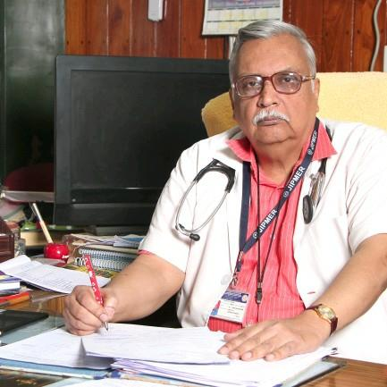 Dr. Balachander Jayaraman's profile on Curofy