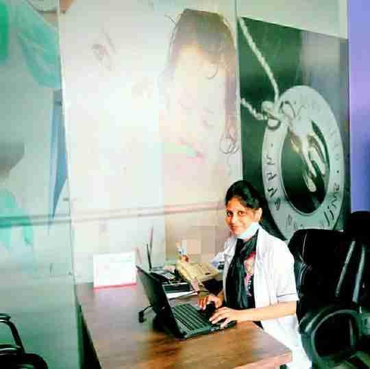 Dr. Uzma Shamim's profile on Curofy