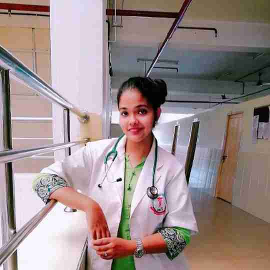 Dr. Sharanya Mullassery's profile on Curofy