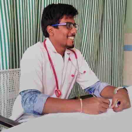 Akash Koppineedi's profile on Curofy