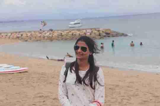 Dr. Smita Parmar (Pt)'s profile on Curofy