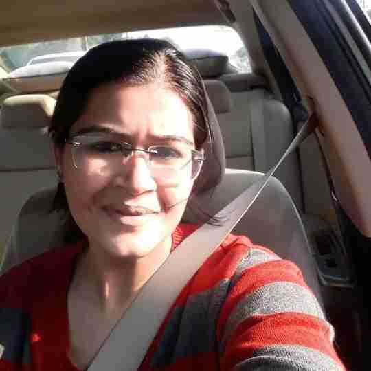 Dr. Aastha Arya's profile on Curofy