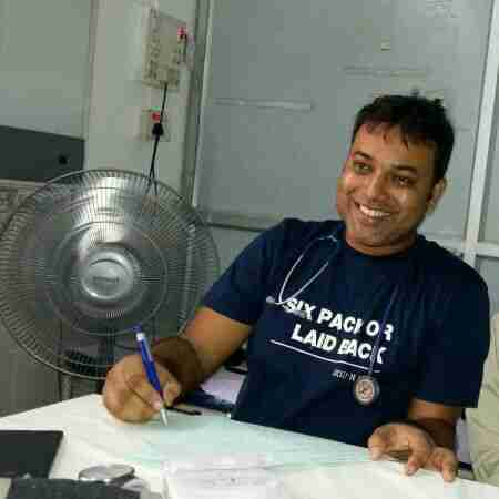 Dr. Kamal Kishore's profile on Curofy