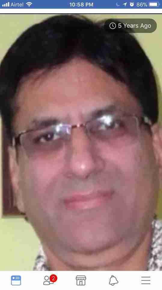 Dr. Paras Jain's profile on Curofy