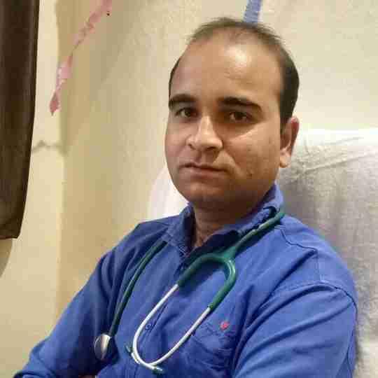 Dr. Vikas Panchal's profile on Curofy