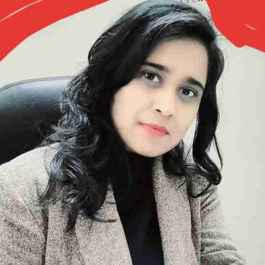 Kirti Pandey's profile on Curofy