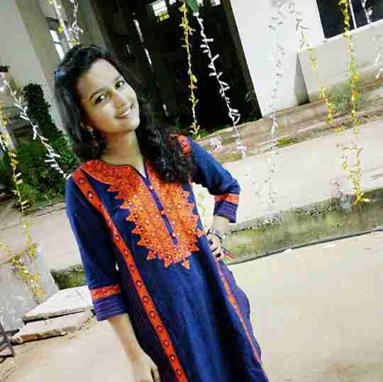 Antara Bhaduri's profile on Curofy