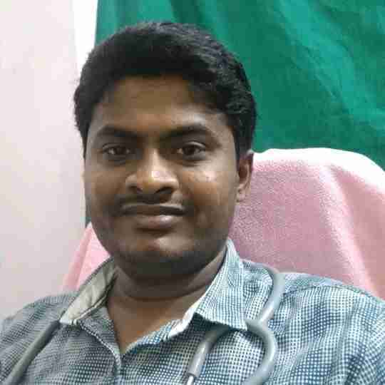 Dr. Venkatesh Dharmakari's profile on Curofy