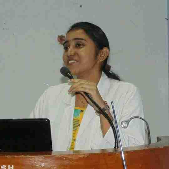 Dr. Jyothi Mannem's profile on Curofy