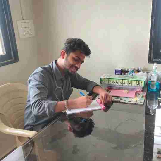Vishal Pawar's profile on Curofy