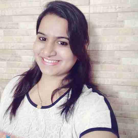 Vishakha Kharat's profile on Curofy
