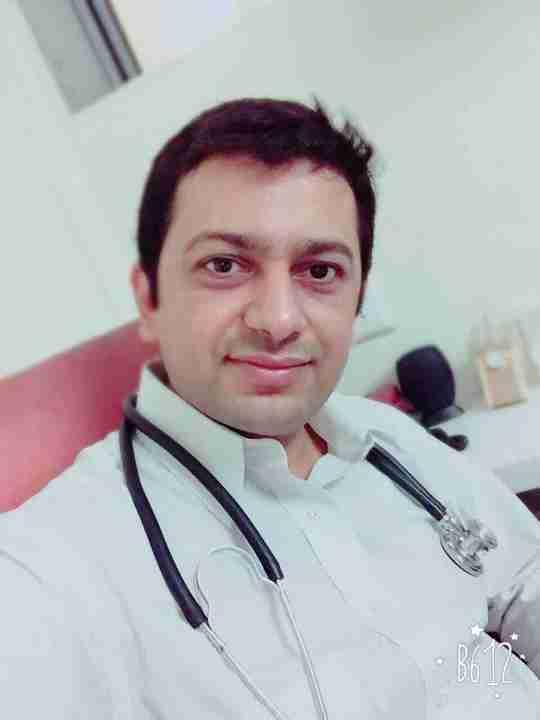 Dr. Krishna Bhatt's profile on Curofy