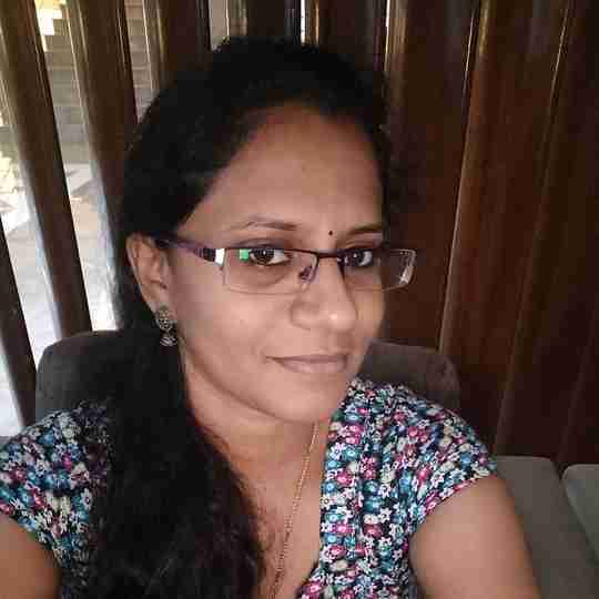 Dr. Krithika Murthy's profile on Curofy
