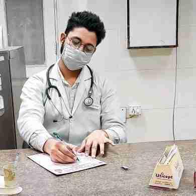 Dr. Sarafraj Malik's profile on Curofy
