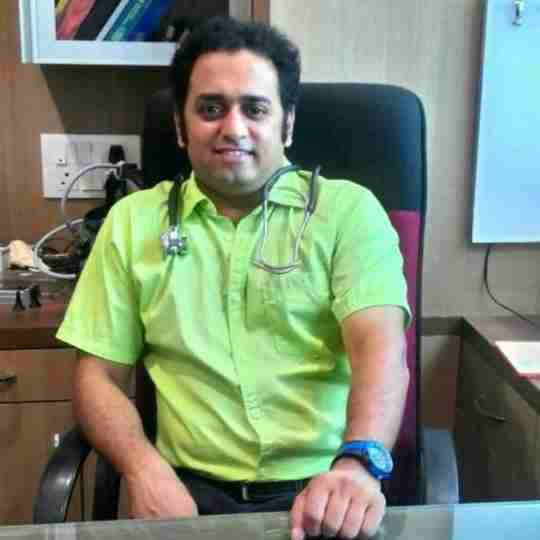 Dr. Amod Borkar's profile on Curofy