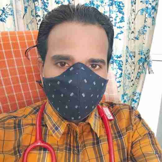 Dr. Wagish Mishra's profile on Curofy