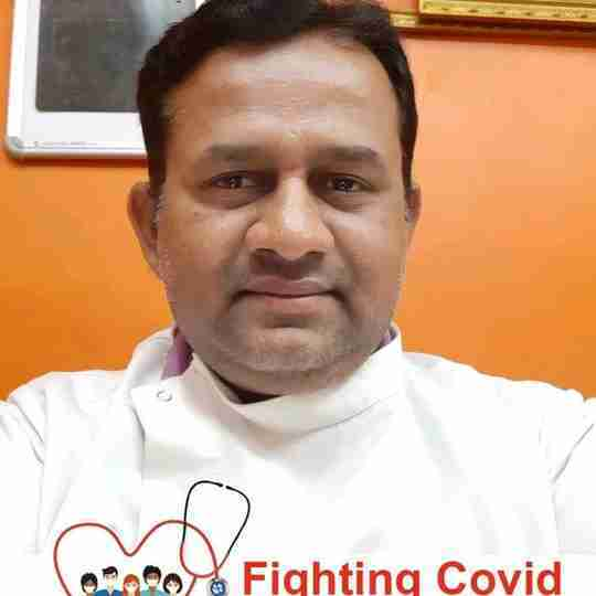 Dr. Vijay S's profile on Curofy