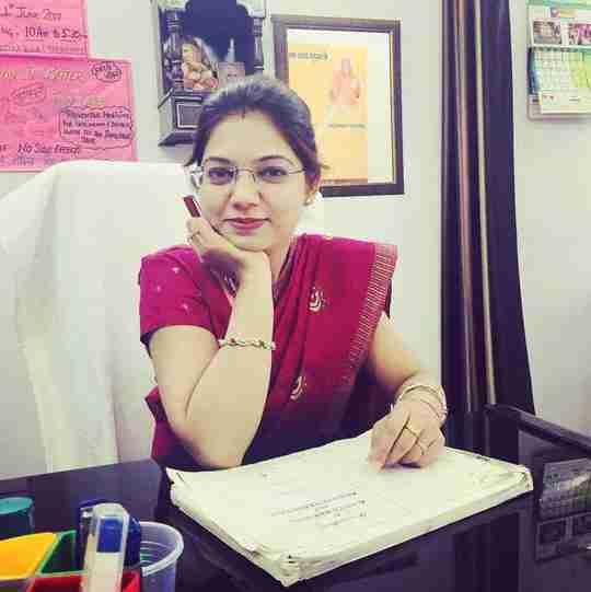 Dr. Nitika Gulia's profile on Curofy