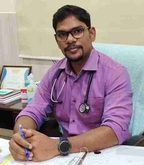 Dr. Rajendraprasad Boddula's profile on Curofy