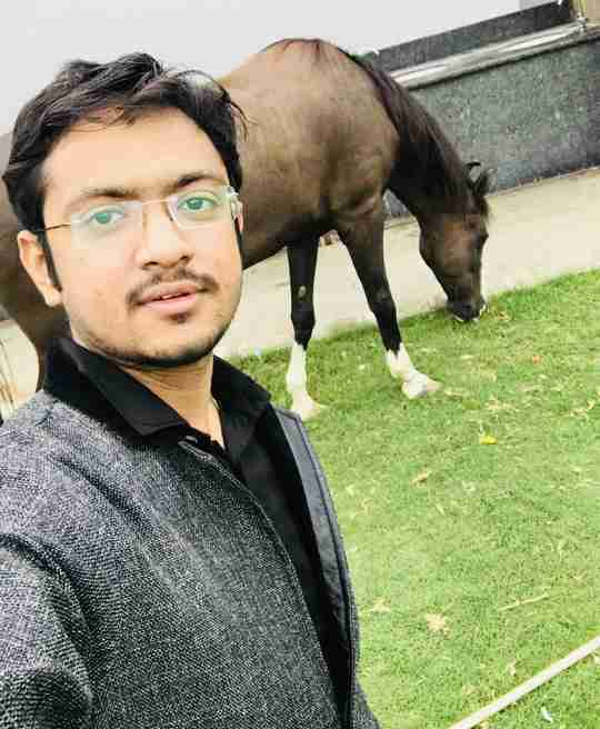 Neel Patel's profile on Curofy