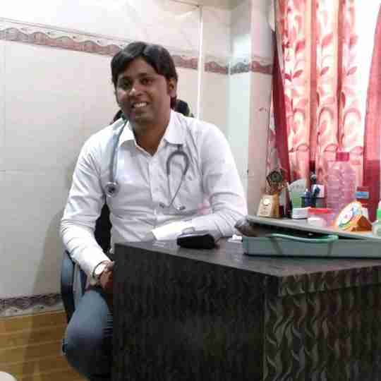 Dr. Amit Yadav's profile on Curofy