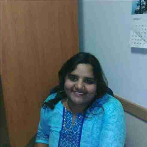 Dr. Harshini V's profile on Curofy