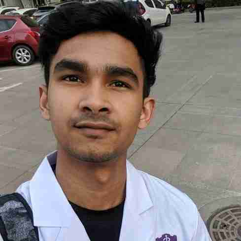 Purusharth Kartik's profile on Curofy