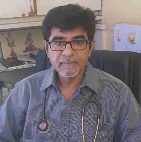 Dr. Ramesh Chaksota's profile on Curofy