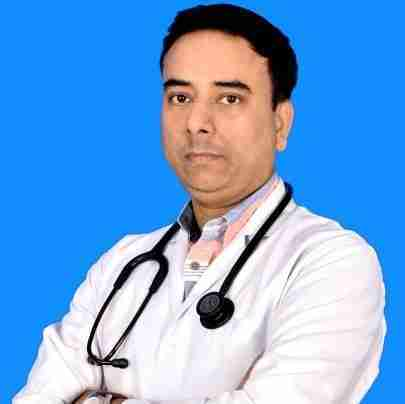 Dr. Abhisek Tikmani's profile on Curofy