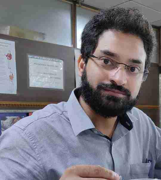 Dr. Keshava Kumar's profile on Curofy