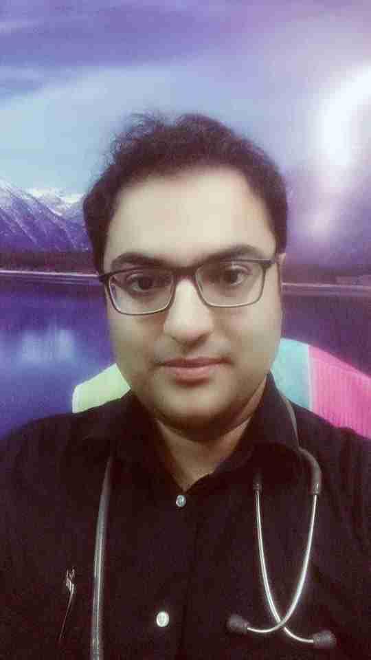 Dr. Nadeem Niyaz Jan's profile on Curofy