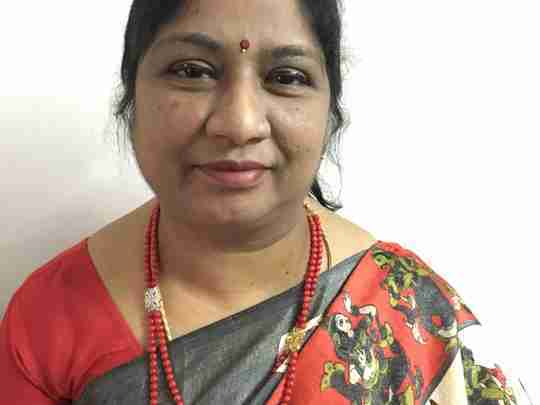 Dr. Amudha's profile on Curofy