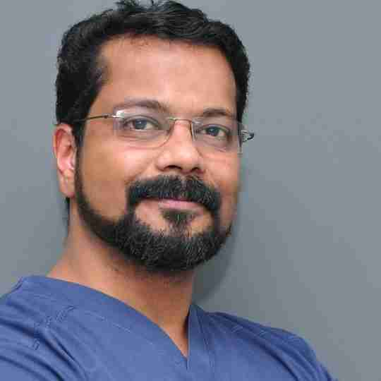 Dr. Vipin Pavithran's profile on Curofy