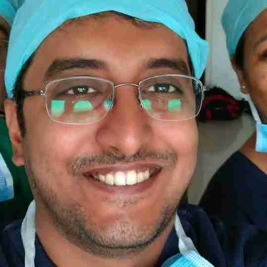 Dr. Manshad Showkath's profile on Curofy
