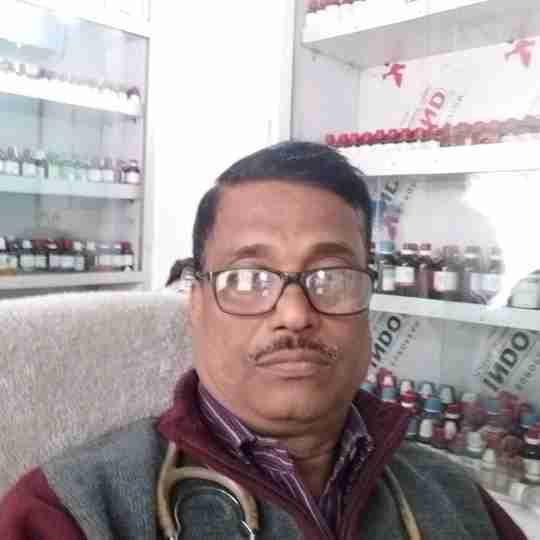 Dr. Satish Sinha's profile on Curofy
