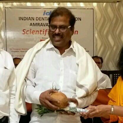 Dr. Rajesh Gadekar's profile on Curofy